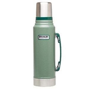 Garrafa Térmica Stanley Classic 1 Litro Verde