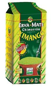 Erva-Mate Ximango Nativa 1Kg a vácuo
