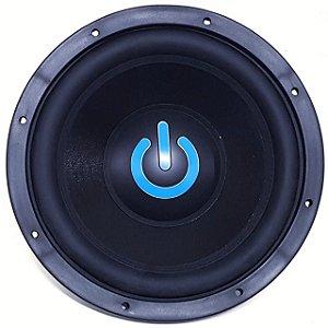 Subwoofer 12 Polegadas On Audio 1244 350 Rms Bobina Dupla 4+4 Ohms