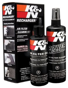 Kit Limpeza Filtro De Ar K&n Kn Recharger 99-5050 Original