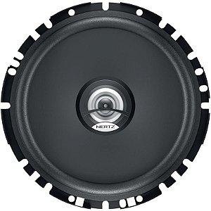 Kit Coaxial Hertz Dcx 170.3 6 Polegadas 100 W Rms