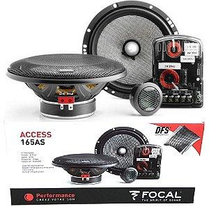 Kit 2 Vias Focal Performance Access 165 As 6 Polegadas 60w Rms