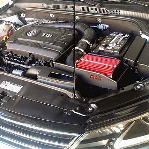 Kit Intake Rci069 Filtro De Ar Esportivo Audi TT 2011 A 2014 / A3 2010 A 2013 / Q3 2012 A 2018