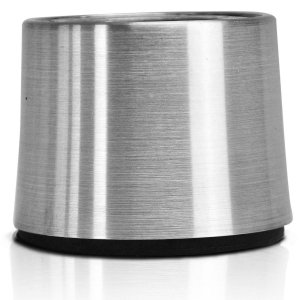Cubo Aluminio Para Volante Esportivo Lotse Tempra/ Uno / Fiorrino 81 Em Diante Buzina No Volante