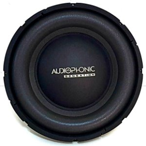 Subwoofer Audiophonic Sensation S1 10 Polegadas 200rms 4ohms Som Automotivo