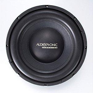 Subwoofer Falante Audiophonic Sensation 12 Pol 250rms 4ohms Som Automotivo