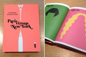 Livro Paris Versus New York
