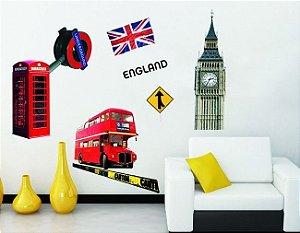 Adesivo de Parede London