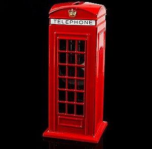 Cofrinho Cabine Telefônica Londres