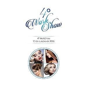 Ingresso Workshop 10/10/2016 | 4° WorkShow Merli Cosméticos| Pontal do Paraná-PR