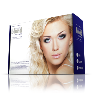 Kit Dose Única - Special Blond Platinum - 80ml