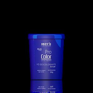 Pro Color - Pote Pó Descolorante Blue - 500g