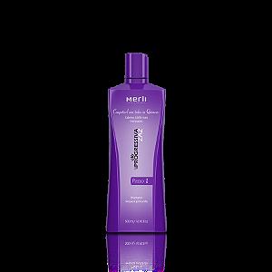 Progressiva Zaz - Shampoo Limpeza Profunda - 500ml