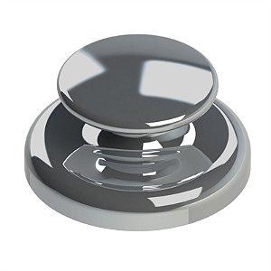 Botão Ligual para Colagem Ø 3,5mm Morelli