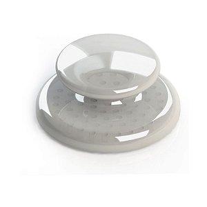 Botão Lingual Composite para Colagem Ø 4mm Morelli