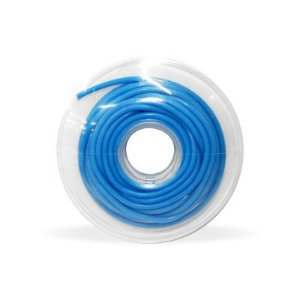 Tubo de proteção plástico Azul Ø0,95mm Morelli