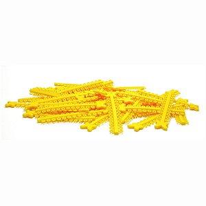 Elástico Ligadura Modular Amarelo