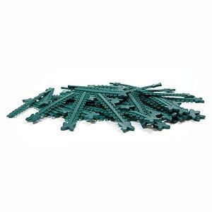Elástico Ligadura Modular Verde Musgo