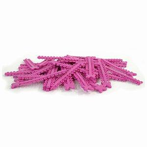 Elástico Ligadura Modular Rosa