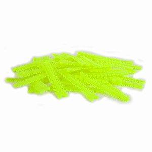 Elástico Ligadura Modular Verde Limão Cristal