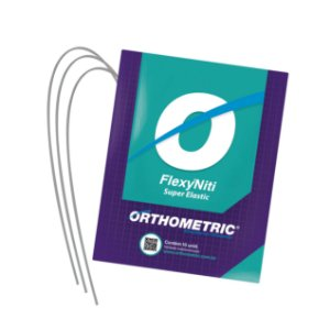 Arco Flexy NiTi Superelástico Superior Redondo Orthometric