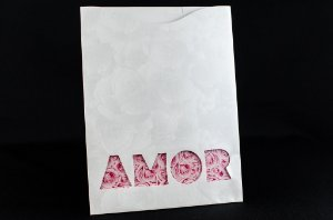 Convites de casamento - Romântico 06