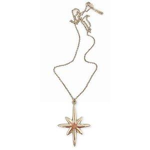 Colar Estrela níquel