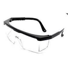 Oculos Fenix Mod.RJ Anti-embacante Transparente : Danny