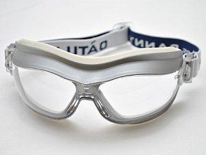 Oculos Plutao Ampla-visao Anti-embacante Transparente : Danny