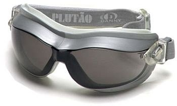 Oculos Plutao Ampla-visao Anti-embacante Cinza : Danny