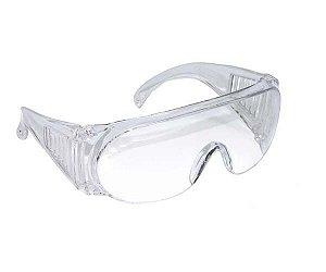 Oculos Netuno Sobrepor Anti-risco Transparente : Danny