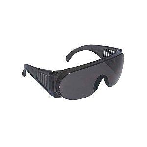 Oculos Netuno Sobrepor Anti-risco Cinza : Danny