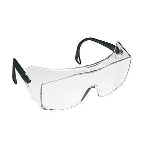 Oculos OX Sobrepor Anti-risco Transparente : 3M