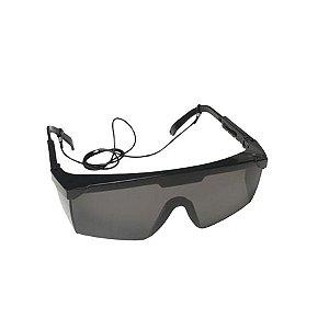 Oculos Pomp Vision 3000 Mod.RJ Anti-risco Cinza : 3M