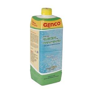 Algicida de manutencao 1Lt  Branco : Genco