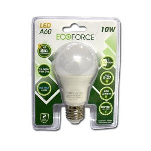 Lampada Bulb. Led 10WE27 Biv   Branco : Ecoforce