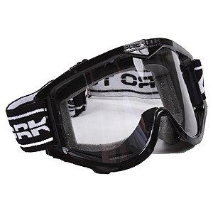Oculos Piloto Trilha 788   Transparente : Pro Tork