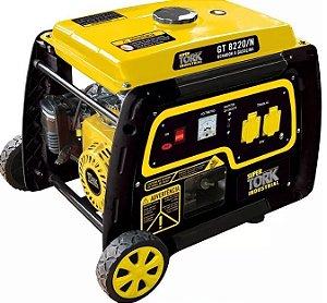 Gerador Energia 1500w Gasolina 4T - 3,5HP 220V Amarelo : Tork
