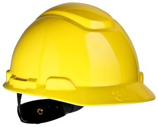 Casco Capacete H700 Aba Frontal Classe B Sem Suspensao Amarelo : 3M (156)