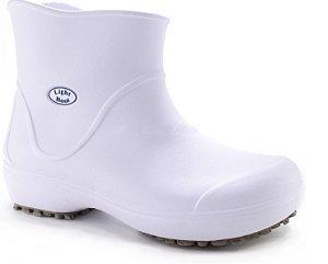 Bota Light Boot S/Biq. E.V.A. Branco : SoftWork (4522)