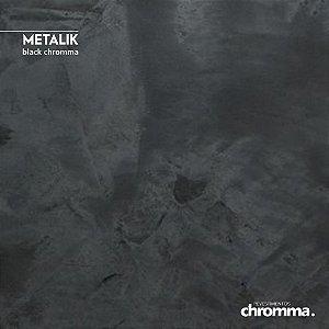 Metalik Chromma BLACK - Galão 3,50kg