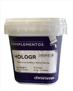 EFEITO HOLOGRAFICO POTE 0,9L