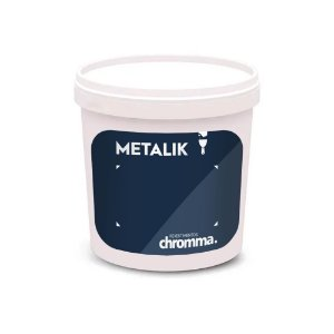 Metalik Chromma BASE - Pote 1,15kg