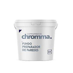 Fundo Preparador De Paredes Chromma Pote 0,9l
