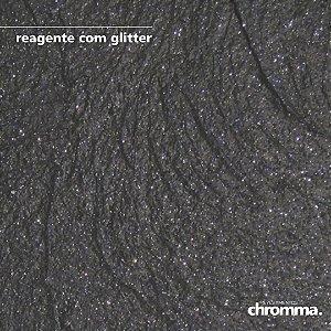 Reagente com Glitter Chromma Incolor - Galão 3,6l