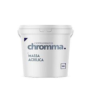Massa Acrilica Chromma Galão 5,50kg