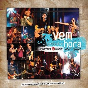 CD VEM ESTA É A HORA (AO VIVO)