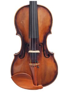 VIOLINO DE WORKSHOP AUSTRÍACO ANO 1900