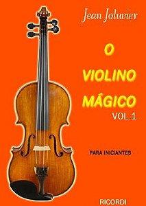 O VIOLINO MÁGICO VOL. 1
