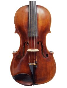 VIOLA ANTIGA DO SÉC. 19, ANO 1850